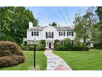 Westchester County Single Family Home For Sale: 21 Gedney Esplanade
