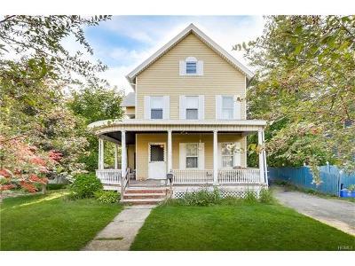 Single Family Home For Sale: 54 Park Avenue
