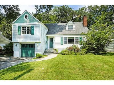 Westchester County Single Family Home For Sale: 24 Coolidge Avenue