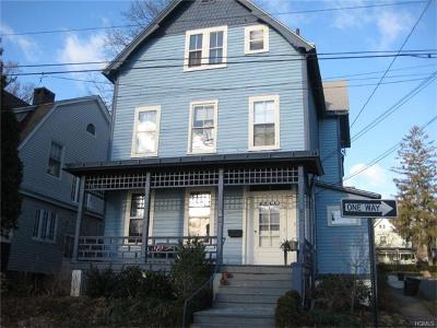 Nyack Multi Family 2-4 For Sale: 56 Washington Street