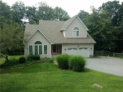 Warwick Single Family Home For Sale: 343 Bellvale Lakes Road