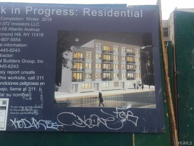 Bronx Residential Lots & Land For Sale: 372 East 194th Street
