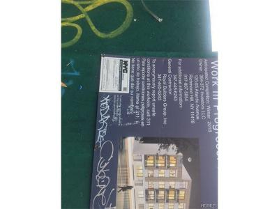 Bronx Residential Lots & Land For Sale: 368 East 194th Street