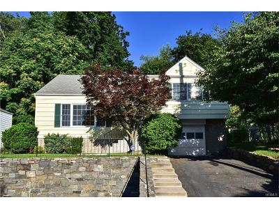 Scarsdale Single Family Home For Sale: 18 Maple Street