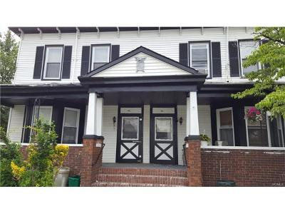 Multi Family 2-4 For Sale: 58-60 New Main Street