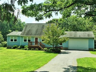 Wallkill NY Single Family Home Sold: $249,000