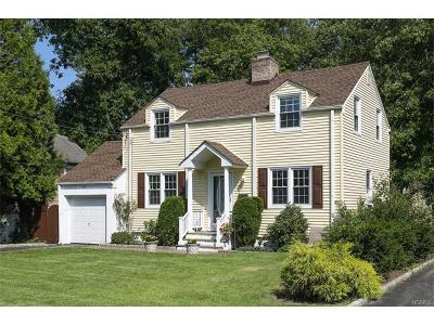 Scarsdale Single Family Home For Sale: 104 Clarence Road