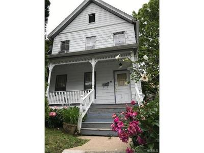 Nyack Single Family Home For Sale: 42 Washington Street