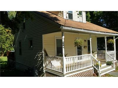 Newburgh Single Family Home For Sale: 58 Ellis Avenue