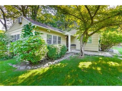 Rockland County Single Family Home For Sale: 13 Buena Vista Road