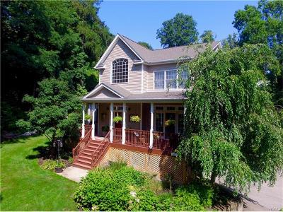 Nyack NY Single Family Home For Sale: $749,000
