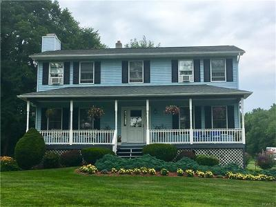 Wallkill NY Single Family Home Sold: $299,900
