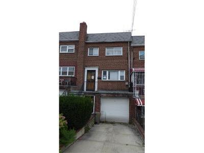 Bronx Single Family Home For Sale: 3544 Paulding Avenue