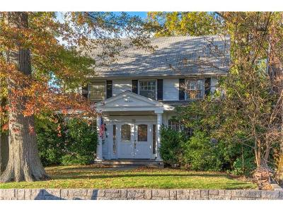 Westchester County Single Family Home For Sale: 15 Irving Place