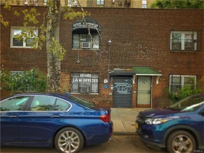 Bronx Single Family Home For Sale: 950 Gerard Avenue