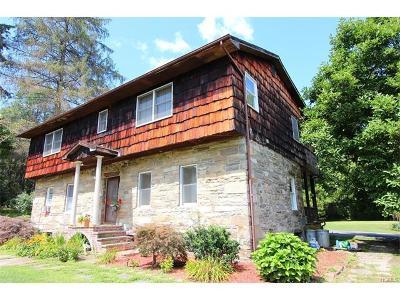 Newburgh Single Family Home For Sale: 676 Gardnertown Road