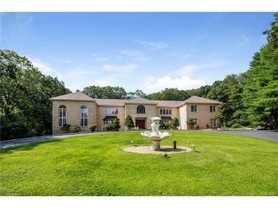 Single Family Home For Sale: 10 Tomkins Ridge Road