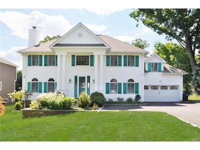 Irvington Single Family Home For Sale: 25 Mount Pleasant