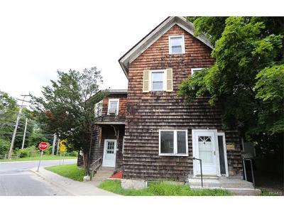 Brewster Single Family Home For Sale: 4 Oak Street
