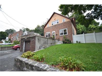 Yonkers Single Family Home For Sale: 118 Cook Avenue