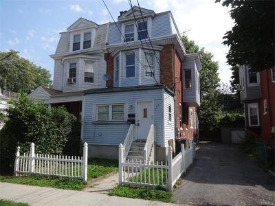 Westchester County Multi Family 2-4 For Sale: 558 Van Cortlandt Park Avenue