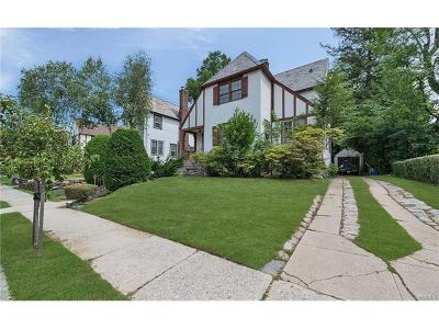Westchester County Single Family Home For Sale: 151 Forster Avenue