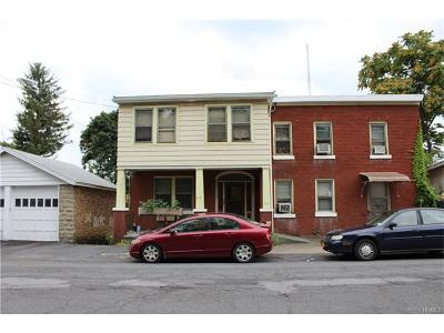 Newburgh Multi Family 2-4 For Sale: 213 Overlook Place