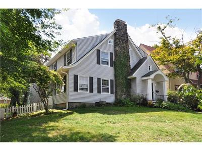 Yonkers Single Family Home For Sale: 76 Franklin Avenue