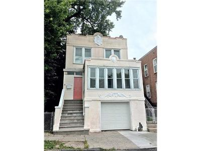 Westchester County Single Family Home For Sale: 10 Howard Street