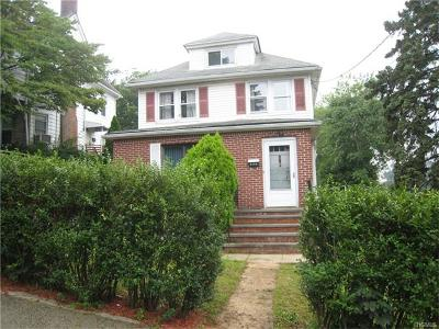 Westchester County Single Family Home For Sale: 191 Buckingham Road