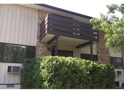 Rockland County Condo/Townhouse For Sale: 173 Sierra Vista Lane