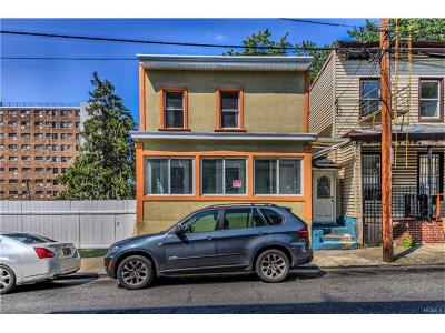 Yonkers Multi Family 2-4 For Sale: 53 Jackson Street
