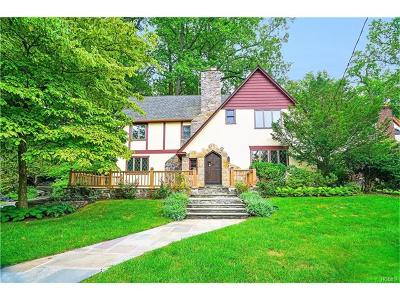Westchester County Single Family Home For Sale: 1 Walworth Terrace