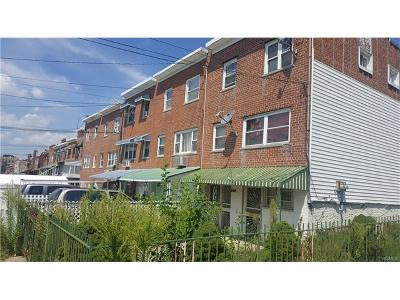 Bronx Single Family Home For Sale: 967 East 220th Street