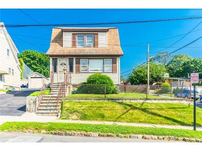 Westchester County Single Family Home For Sale: 48 Emmett Terrace