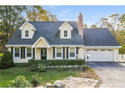 Stormville Single Family Home For Sale: 19 Sherwood Lane