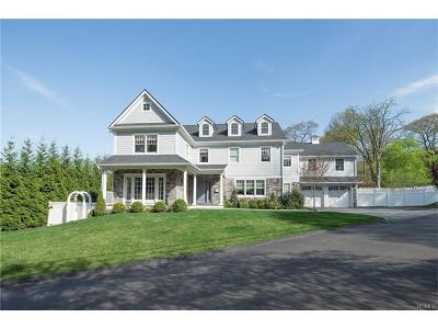 Westchester County Single Family Home For Sale: 1 Highland Park Place