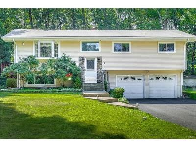 Rockland County Single Family Home For Sale: 2 Halley Drive