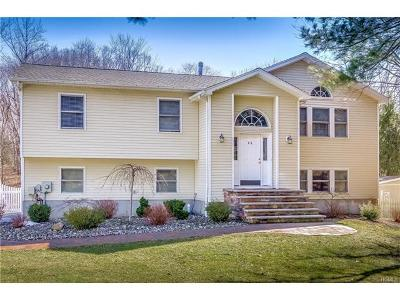 Rockland County Single Family Home For Sale: 46 Call Hollow Road