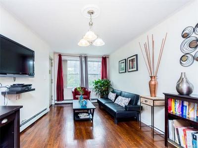 Bronx Condo/Townhouse For Sale: 189a West Kingsbridge Road #3