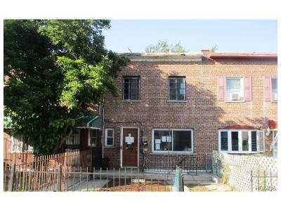 Bronx Single Family Home For Sale: 1055 East 230th Street