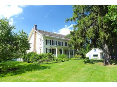Warwick Single Family Home For Sale: 262 Pine Island Turnpike