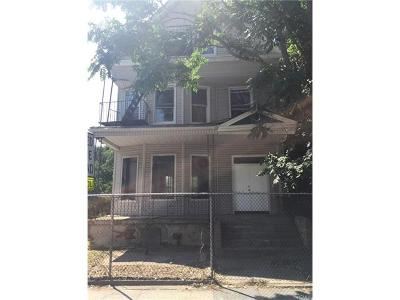 Westchester County Multi Family 2-4 For Sale: 305 Warburton Avenue