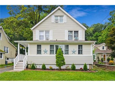 Rockland County Single Family Home For Sale: 25 Richard Street