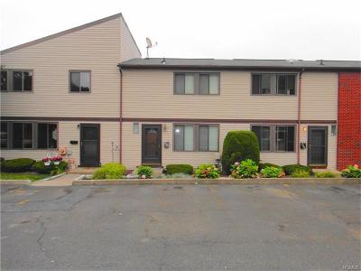 Rockland County Condo/Townhouse For Sale: 407 Country Club