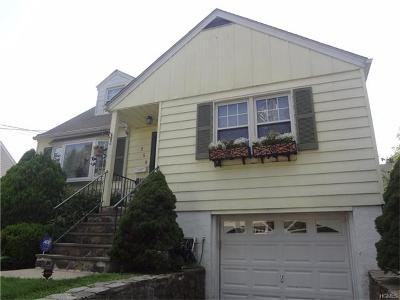 Yonkers Single Family Home For Sale: 258 Morsemere Avenue