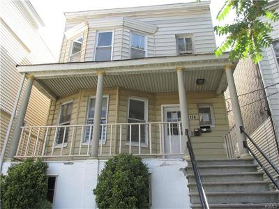 Westchester County Multi Family 2-4 For Sale: 160 Linden Street