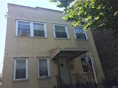 Bronx Multi Family 2-4 For Sale: 1536 Leland Avenue