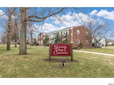 Rockland County Condo/Townhouse For Sale: 19 Normandy #7