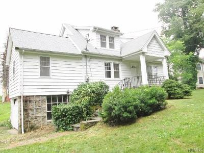 Single Family Home Sold: 302 Doansburg Road